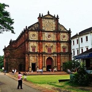 Goan-church